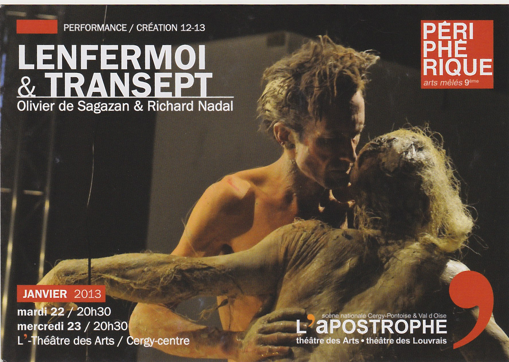 Transept - l'Apostrophe - 2013