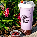TARO RED BEAN MILK TEA