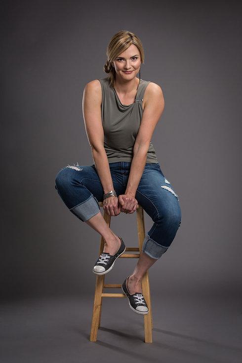 Eva on stool.JPG