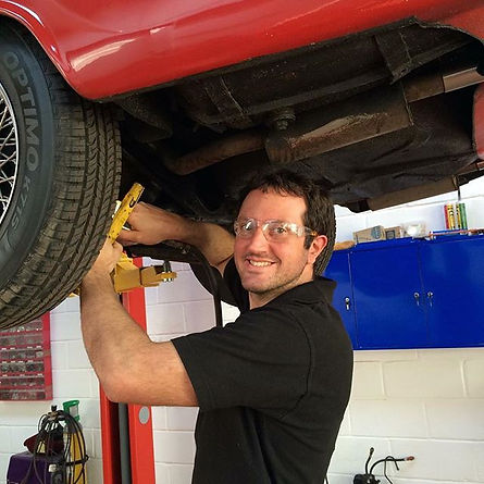 SPECIAL OFFER _JULY ONLY_ 10% discount on vehicle servicing at East County Classics for July only! T