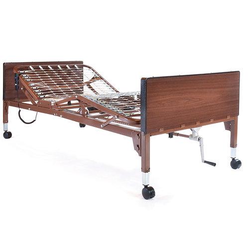 Hospital Bed Semi-Electric