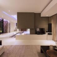 Une-decoration-de-salon-tendance-aménage
