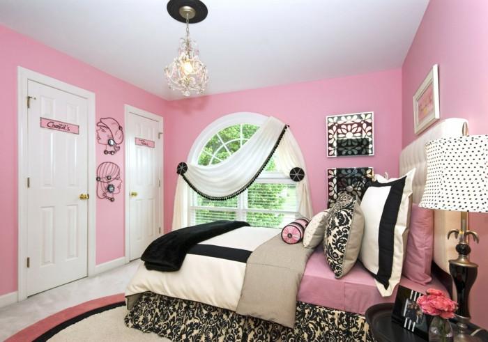 Chambre Moderne En Rose Chambre Ado Fill