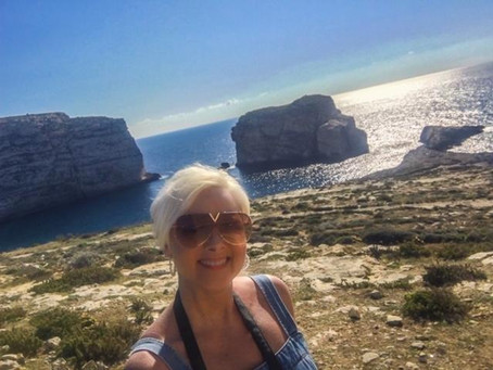 Blog - Join me at the Dwerja Tower, Azure Window and the Inland Sea, Gozo!