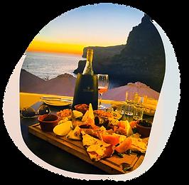 Food Malta Gozo Sunset Xlendi www.mimosa