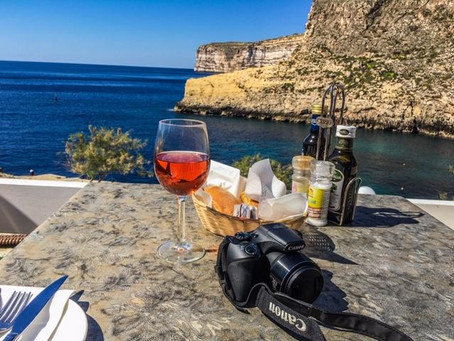 Travel Blog - The five best restaurants in Malta and Gozo.