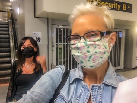 The 5 main differences of flying in a pandemic!