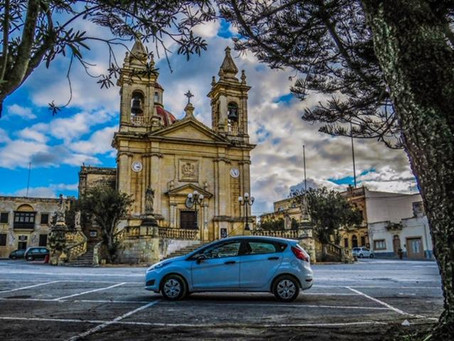 5 things you need to know when hiring a car in #Malta and #Gozo
