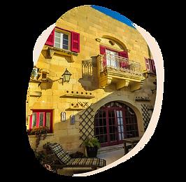 Airbnb Farmhouse Gozo Malta www.mimosame