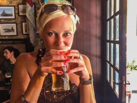 Travel Blog - The best pub in Valletta, Malta.