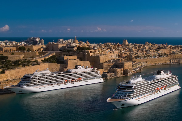 Viking Cruise ships Malta