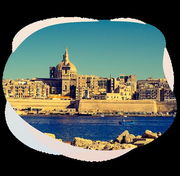 Valletta Skyline Malta www.mimosamermaid