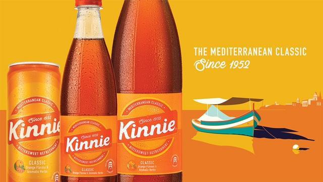 Kinnie - The Mediterranean Classic since 1952