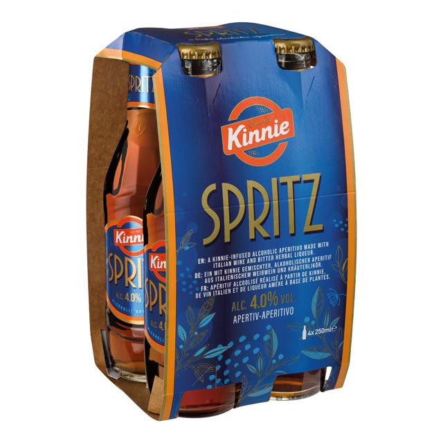 Kinnie Spritz Malta