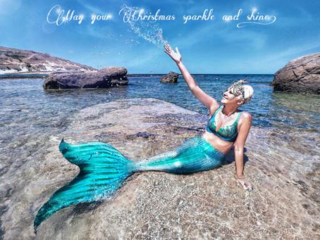 Merry Christmas, much love Mimosa Mermaid
