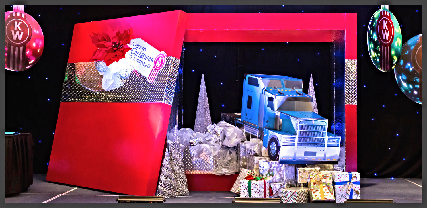 Kenworth Christmas Stage 2014