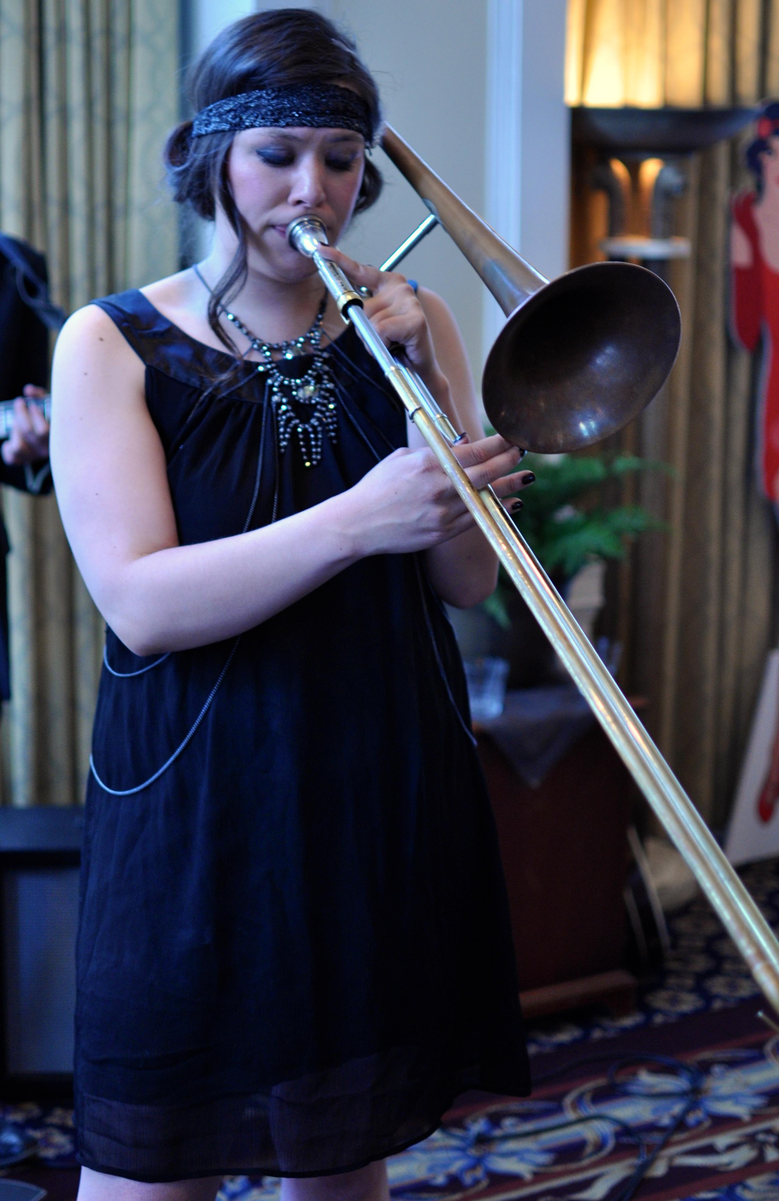 Audrey Achoa - Jazz Musician