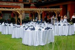 Outdoor Destination Wedding