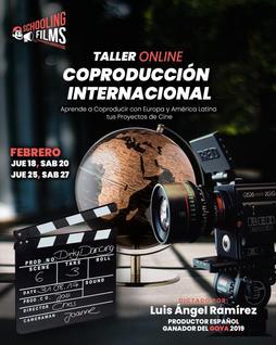 Taller: Coproducción Internacional