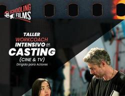 Taller intensivo de Casting