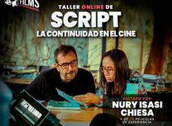 Taller de Script/Continuista
