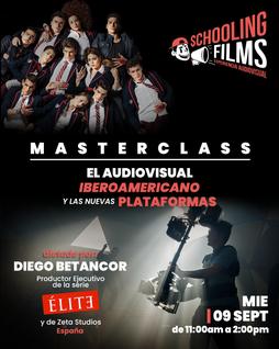 Máster Class: con Diego Betancor