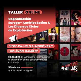 Taller: Coproducción Europa - Amèrica Latina