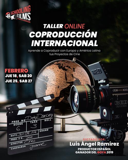 Taller de CoProducción Internacional
