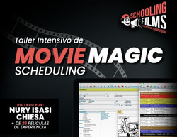 Taller de Movie Magic Scheduling