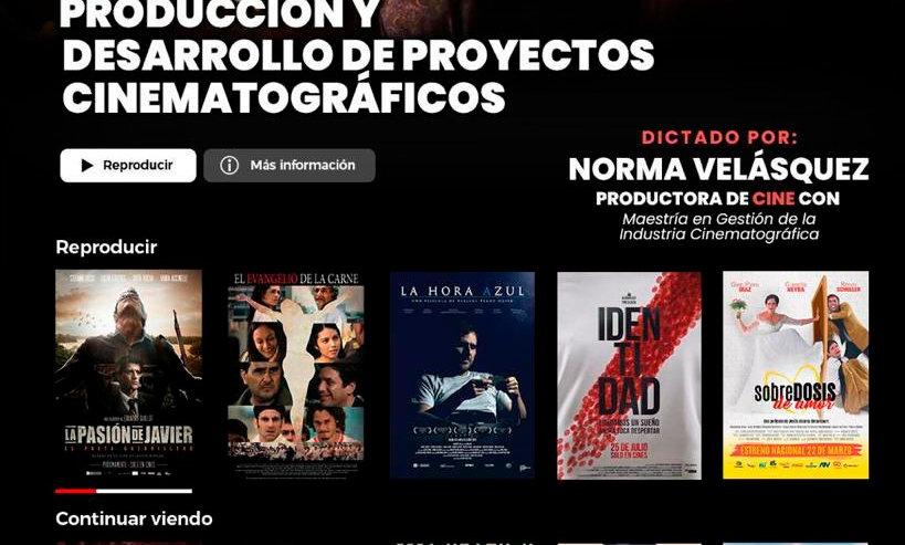 Taller de Producción y Desarrollo de Proyectos Cinematográficos