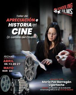 Apreciaciòn e Historia del Cine