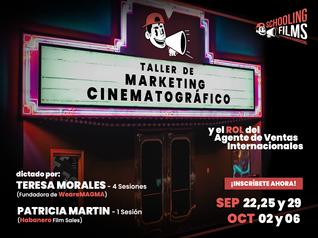 Taller: Marketing cinematográfico