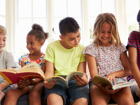Importance of Reading With Kids