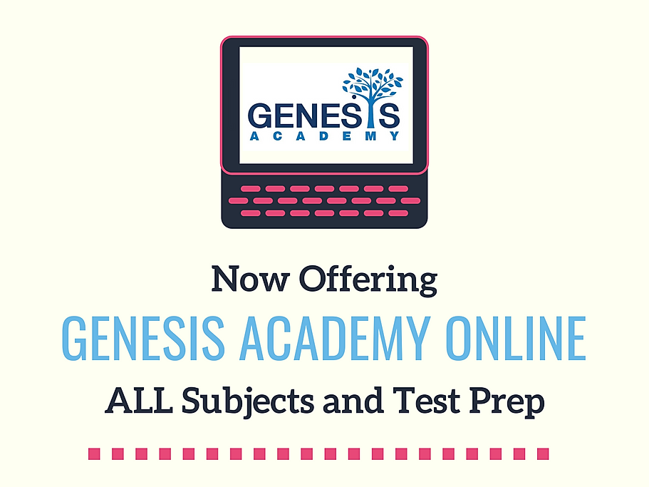 Genesis Online_ ALL subjects and test pr