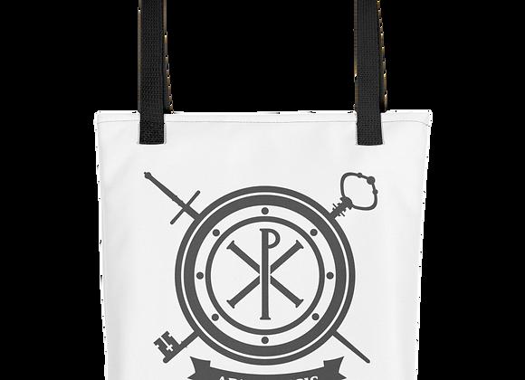 Arma Lucis / Armor of Light Tote Bag