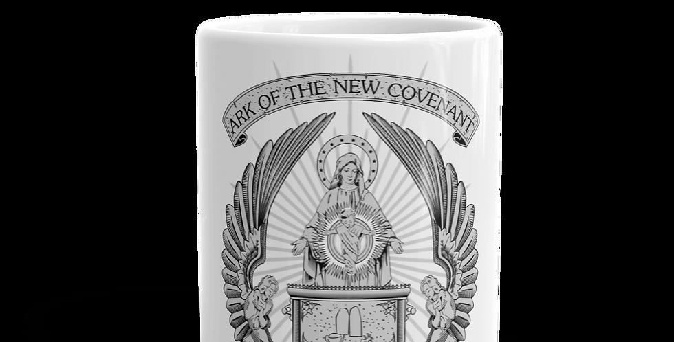 Ark of the New Covenant Virgin Mary Mug