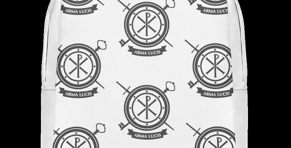Arma Lucis / Armor of Light Tiled Minimalist Backpack
