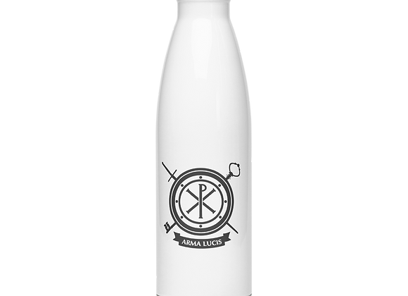 Arma Lucis/Armor of Light Stainless Steel Water Bottle