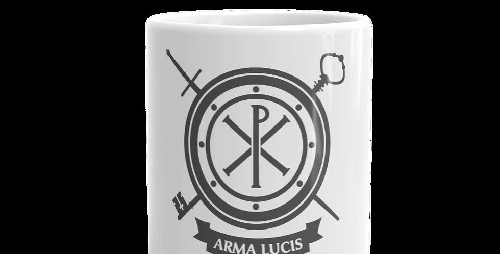 Arma Lucis / Armor of Light Mug