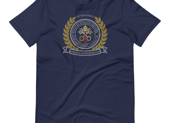 St. Ignatius of Antioch Catholic Church Shirt