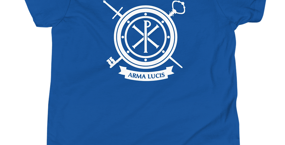 Arma Lucis / Armor of Light Kids Shirt
