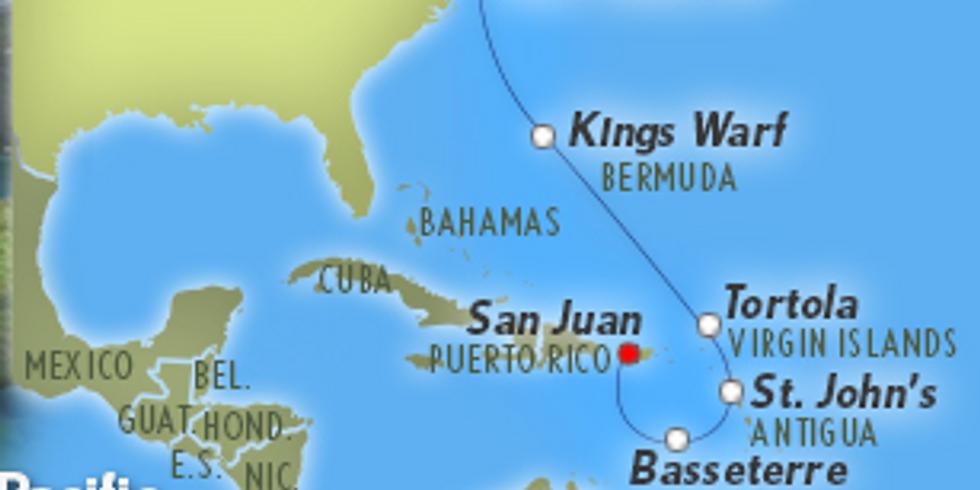 2019 Literary Adventures at Sea II - Olivia Caribbean Cruise (1)