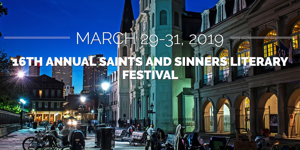 2019 Saints and Sinners Literary Conference (1)