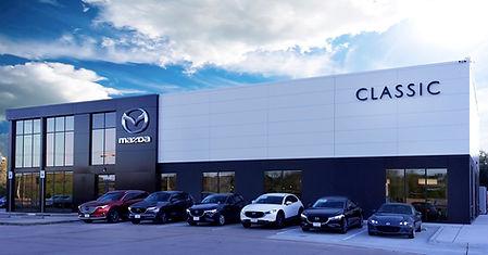 Classic Mazda Dealership