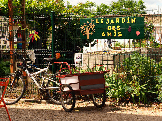 Jardins partagés de Saint-Fons