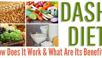 The DASH Diet for Healthy Blood Pressure