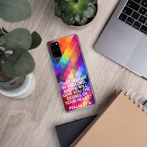 "Samsung Case ""Delight"""