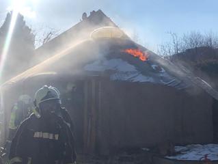 Gartenhüttenbrand (B2)