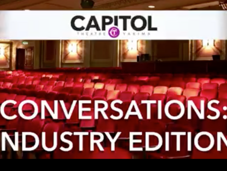 Capitol Theater Chat with Charlie!