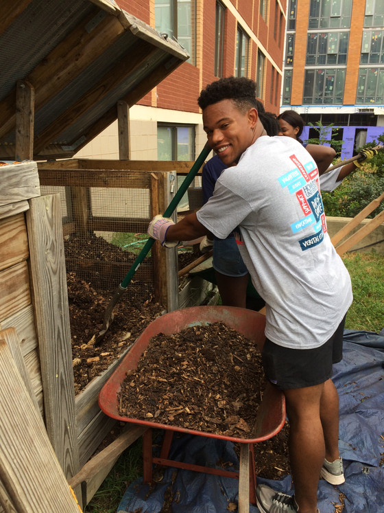 Fall in Love with Composting